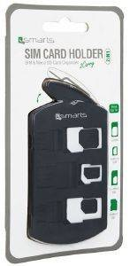 4SMARTS 2IN1 SIM CARD HOLDER + ADAPTER
