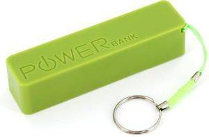 XLAYER POWERBANK COLOUR LINE GREEN 2600MAH