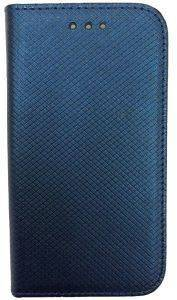FLIP CASE SMART MAGNET FOR LG Q6 / LG G6 FIT NAVY BLUE
