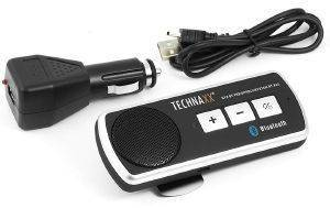 TECHNAXX BT-X22 CAR BLUETOOTH HANDSFREE SYSTEM