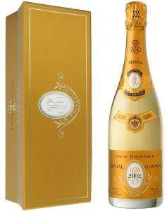 ΣΑΜΠΑΝΙΑ LOUIS ROEDERER CRISTAL GIFT BOX 750 ML