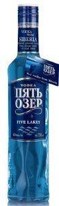 ΒΟΤΚΑ SIBERIAN FIVE LAKES 700 ML