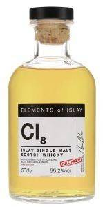 ΟΥΙΣΚΙ ELEMENTS OF ISLAY CL8 FULL PROOF 500 ML