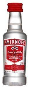 ΒΟΤΚΑ SMIRNOFF RED (PET) 50 ML