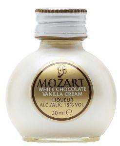 ΛΙΚΕΡ MOZART WHITE CHOCOLATE CREAM 20ML