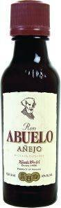 RUM ABUELO ANEJO (PET) 50 ML