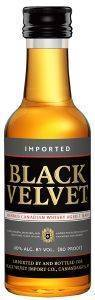 ΟΥΙΣΚΙ BLACK VELVET IMPORTED (PET) 50ML