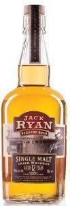 ΟΥΙΣΚΙ JACK RYAN SINGLE MALT 12 ΕΤΩΝ 700 ML