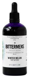 BITTERS WINTER MELON BITTERMENS 146ML