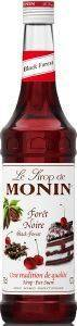 ΣΙΡΟΠΙ MONIN BLACK FOREST 700 ML