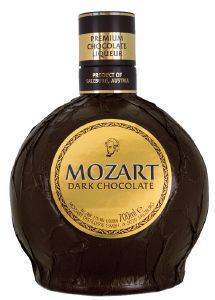 ΛΙΚΕΡ MOZART DARK CHOCOLATE CREAM 700ML