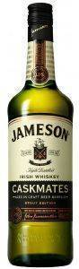 ΟΥΙΣΚΙ JAMESON CASKMATES STOUT EDITION (AGED IN CRAFT BEER BARRELS) 700 ML