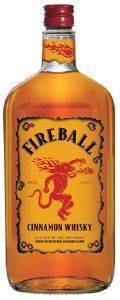 ΟΥΙΣΚΙ FIREBALL CINNAMON 700 ML