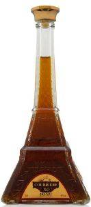 BRANDY PARIS EIFFEL TOWER X.O BRANDY  COURRIERE 700 ML