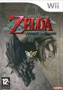 LEGEND OF ZELDA: TWILIGHT PRINCESS - WII