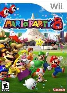 MARIO PARTY 8 SELECTS