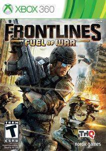 FRONTLINES: FUEL OF WAR LIMITED EDITION - XBOX 360