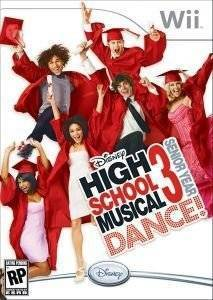 HIGH SCHOOL MUSICAL DANCE 3:SENIOR YEAR