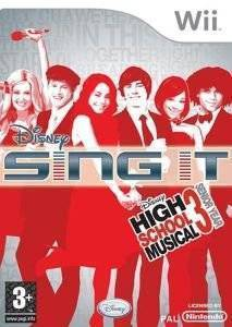 SING IT BUNDLE HIGH SCHOOL MUSICAL 3:SENIOR YEAR