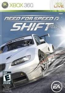 NEED FOR SPEED SHIFT CLASSICS
