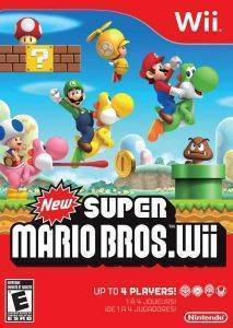 NINTENDO NEW SUPER MARIO BROS