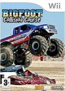BIGFOOT : COLLISION COURSE