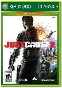 JUST CAUSE 2 CLASSIC (ΧΒΟΧ360)