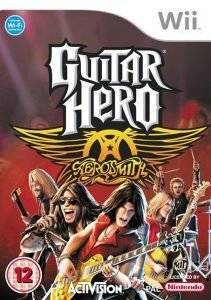 GUITAR HERO AEROSMITH STAND ALONE GAME (WII)
