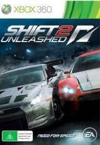 NEED FOR SPEED SHIFT 2: UNLEASHED - XBOX360