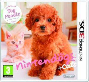 NINTENDOGS & CATS: TOY POODLE