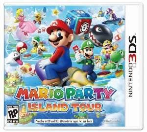 MARIO PARTY : ISLAND TOUR (SELECTS) - 3DS