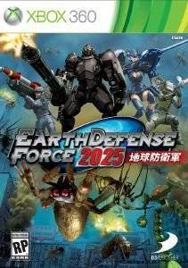 EARTH DEFENSE FORCE 2025 - XBOX360