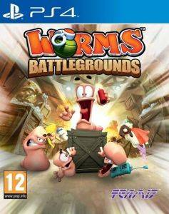 WORMS BATTLEGROUNDS - PS4