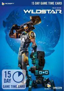 WILDSTAR 15 DAY CARD