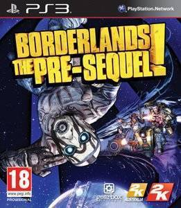 BORDERLANDS : THE PRE-SEQUEL! - PS3
