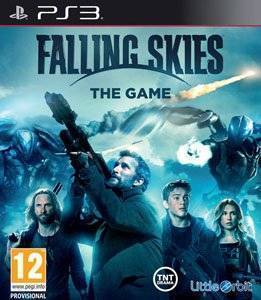 FALLING SKIES THE GAME - PS3
