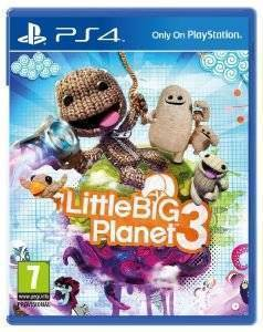 LITTLEBIGPLANET 3 (HITS) - PS4