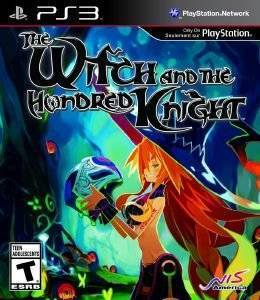 THE WITCH AND THE HUNDRED KNIGHT + ART BOOK - PS3