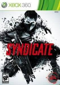 SYNDICATE - X360