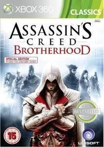 ASSASSIN'S CREED : BROTHERHOOD SPECIAL EDITION XBOX 360