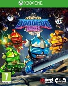 SUPER DUNGEON BROS. - XBOX ONE