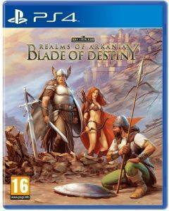 REALMS OF ARKANIA - BLADE OF DESTINY - PS4