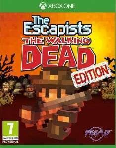 THE ESCAPISTS-THE WALKING DEAD - XBOX ONE