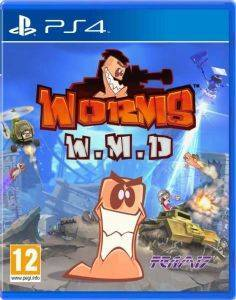 WORMS WEAPONS OF MASS DESTRUCTION - PS4