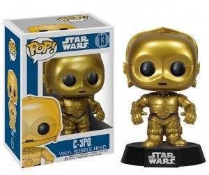 POP! STAR WARS - C-3PO (13)