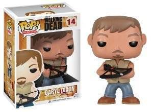 POP! TELEVISION: THE WALKING DEAD DARYL DIXON 14