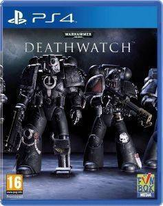 WARHAMMER 40000 DEATHWATCH - PS4
