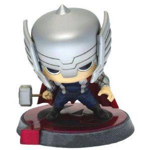 MARVEL AVENGERS AGE OF ULTRON - THOR BOBBLE-HEAD - SERIES ONE 36013 (12CM)