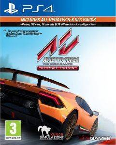 PS4 ASSETTO CORSA - ULTIMATE EDITION (EU)