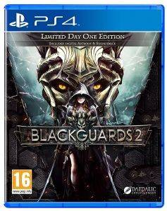 PS4 BLACKGUARDS 2 - LIMITED DAY ONE EDITION (EU)